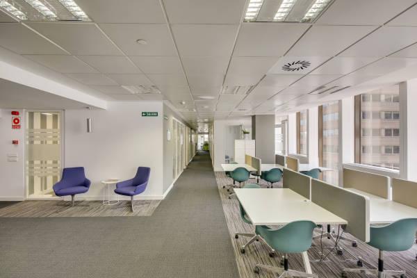 Oficina , undefined - Alquiler de espacios flexibles y coworking en El Prat de Llobregat, Barcelona - 2
