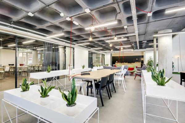 Oficina , undefined - Alquiler de espacios flexibles y coworking en Legazpi, Madrid - 2