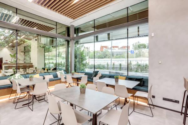 Oficina , undefined - Alquiler de espacios flexibles y coworking en Plaza de Castilla, Madrid - 2