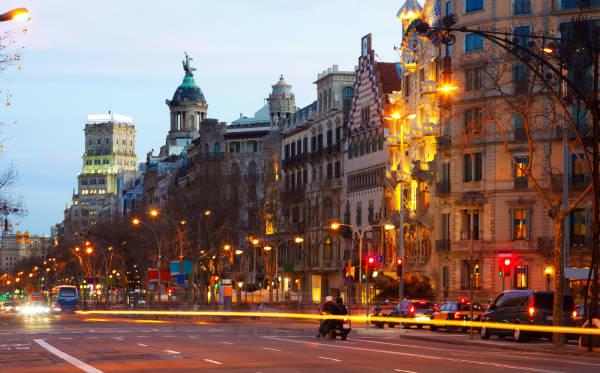 Oficina , undefined - Alquiler de oficinas en Paseo de Gracia, Barcelona - 2
