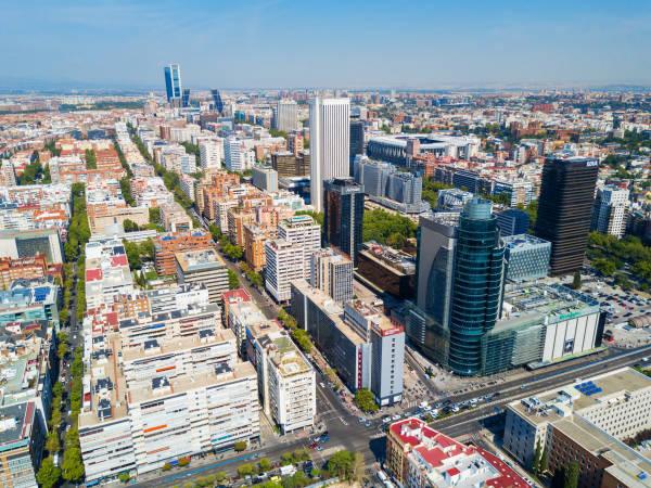 Oficina , undefined - Alquiler de oficinas en Paseo de la Castellana, Madrid - 2