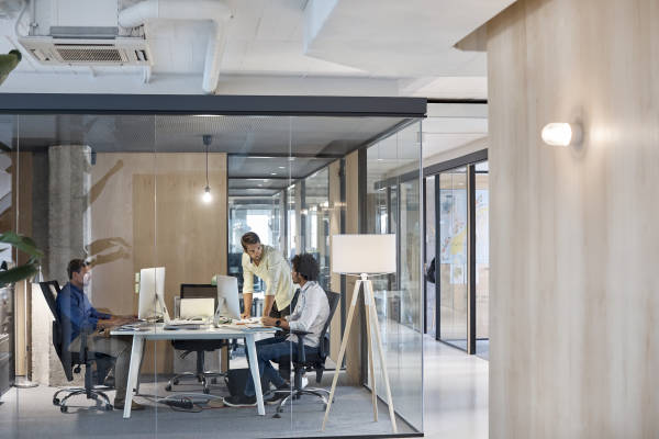 Oficina , undefined - Alquiler de oficinas en Manoteras, Madrid - 2