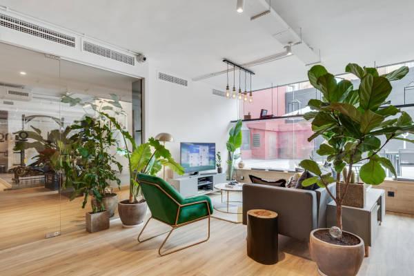Oficina , undefined - Alquiler de oficinas en Avenida de San Luis, Madrid - 2