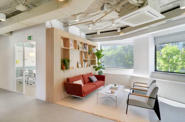 Oficina , undefined - Compra de oficinas en el Parque Empresarial Las Mercedes, Madrid - 2