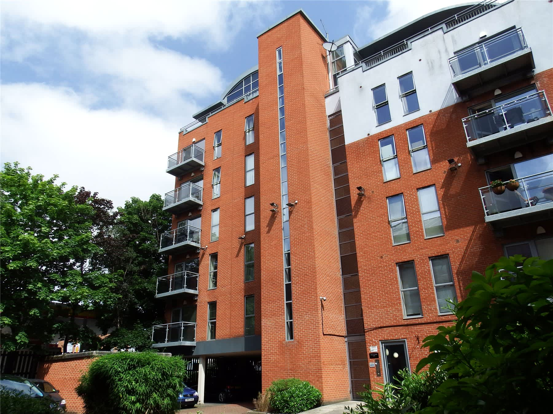 Apartment for sale in Ahlux Court Millwright Street Leeds ...
