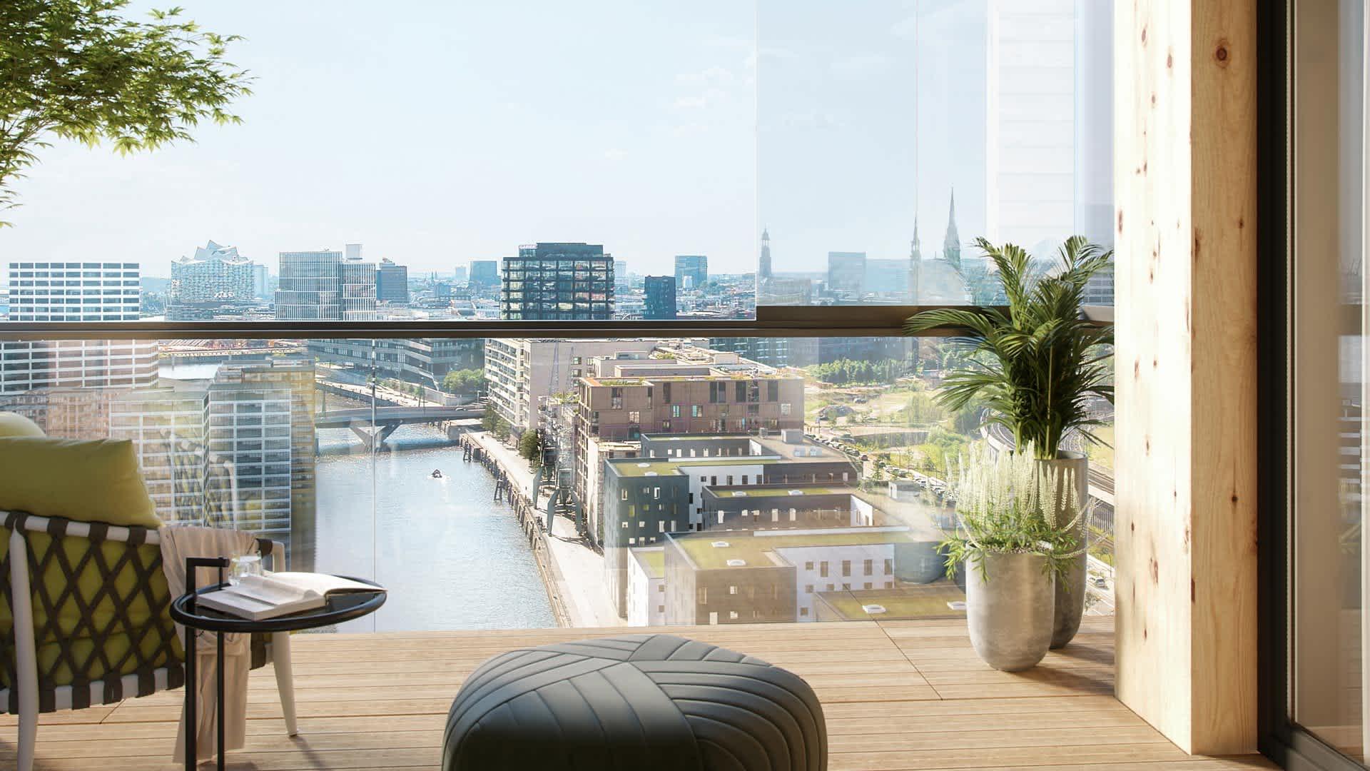 Eigentumswohnungen in Hamburg