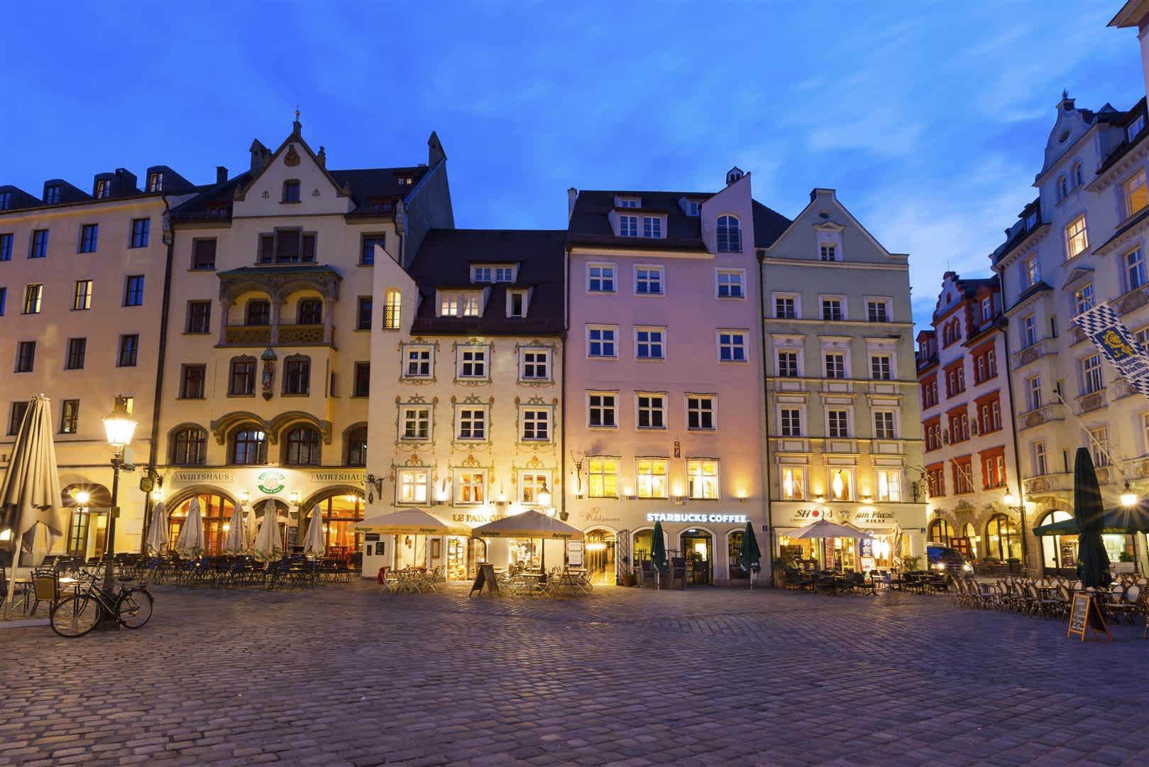 Successful Worldwide, at Home in Munich