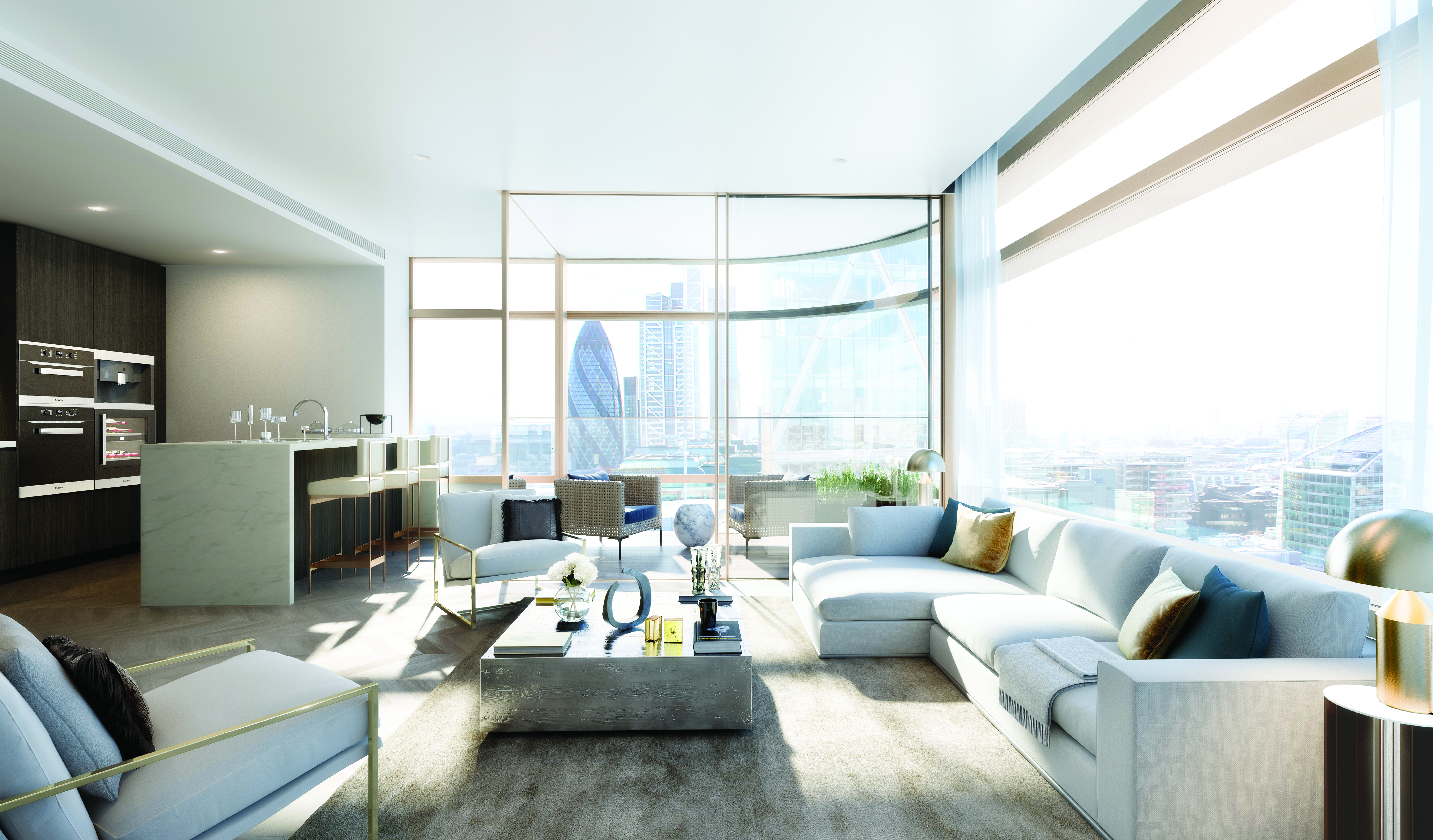 Why live in Principal Tower