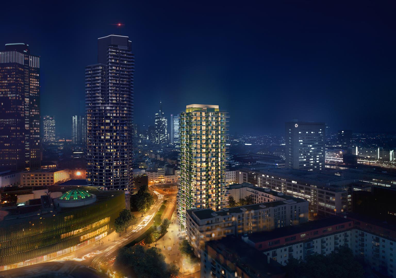 Frankfurt – die Boomtown am Main