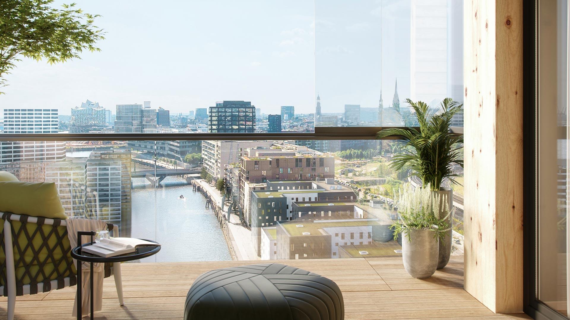 Sie wollen eine Wohnung in Hamburg kaufen? Wir unterstützen Sie dabei