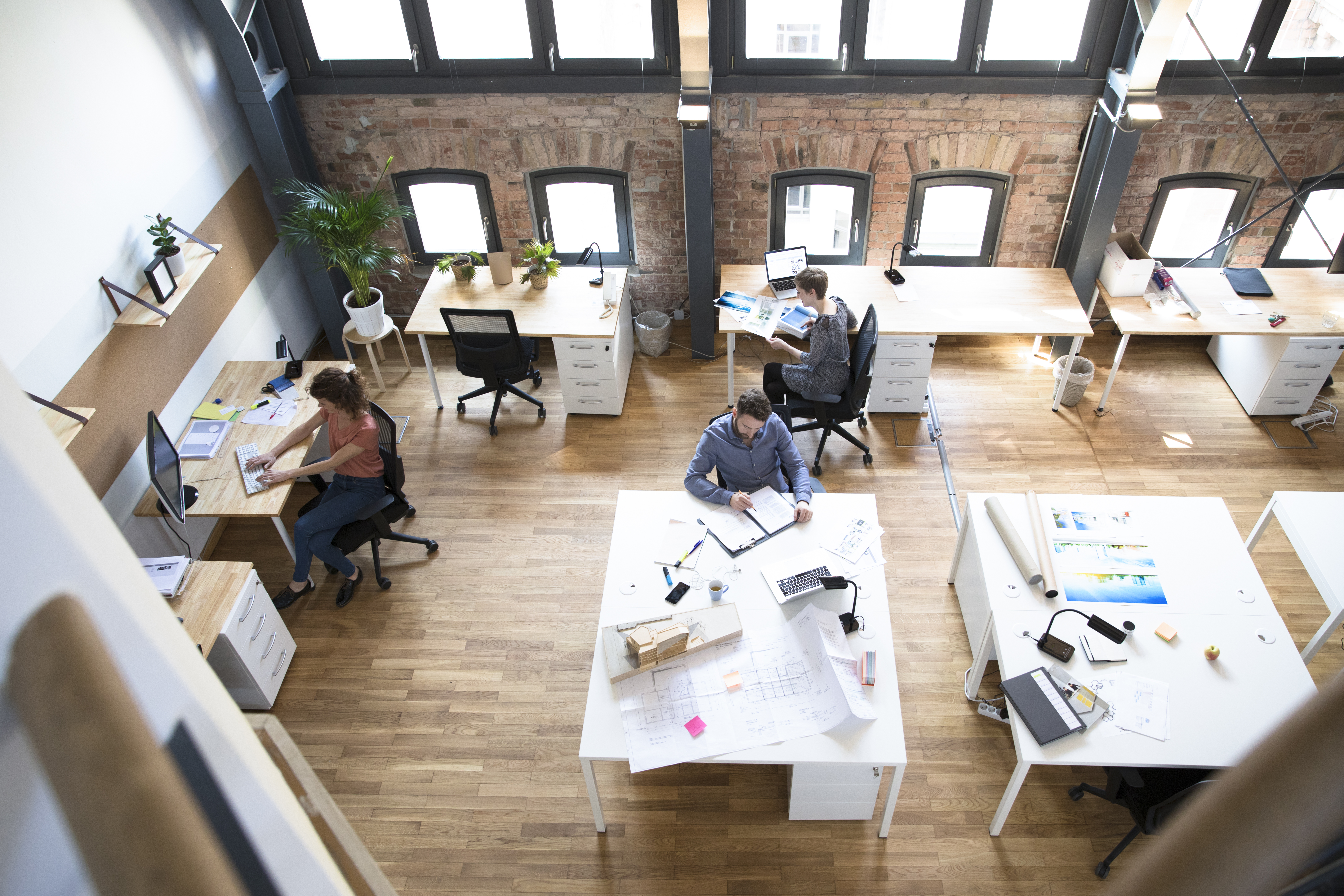 Coworking / flex office , undefined - Coworking Spaces in Hamburg mieten  - 20