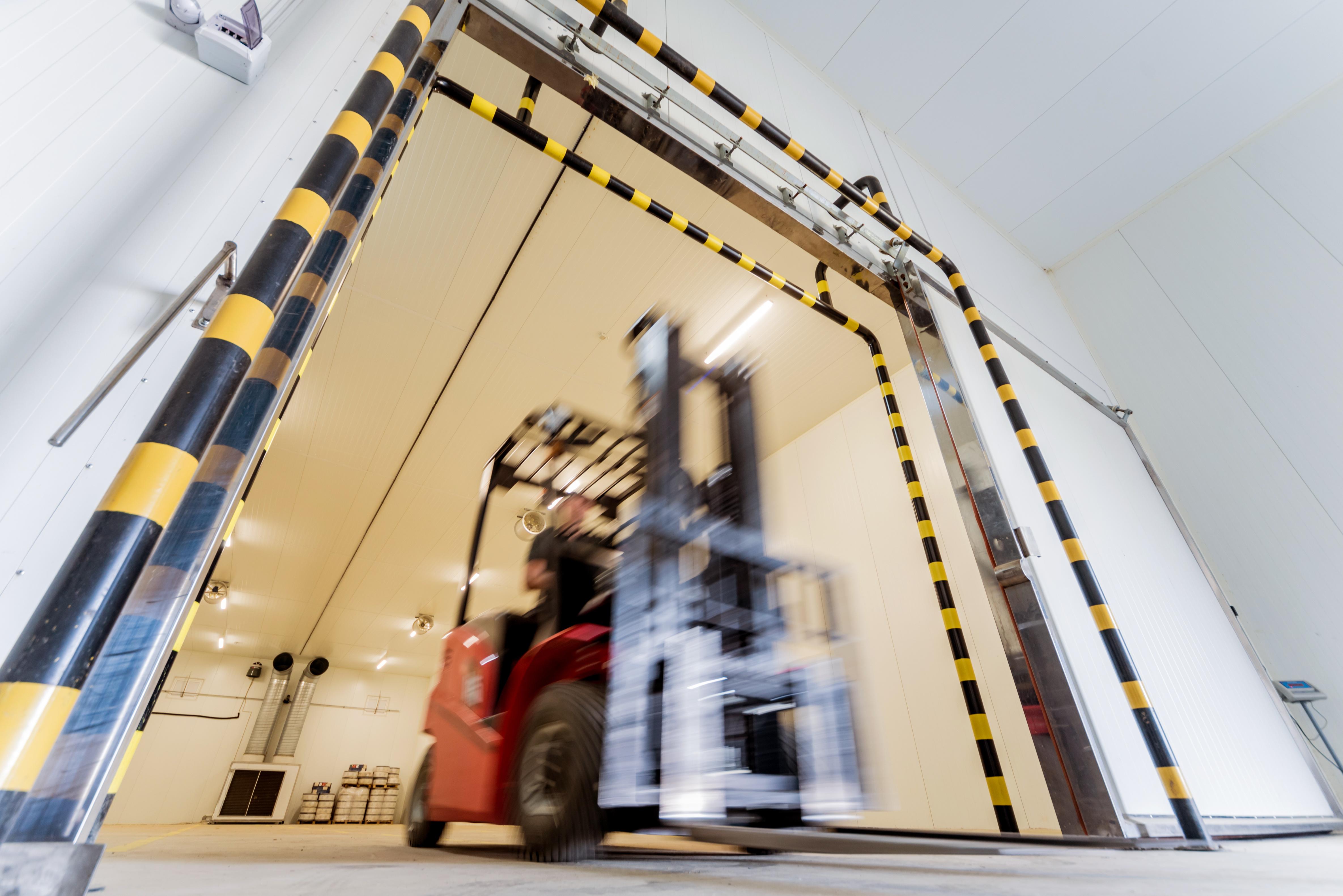 Hallen , undefined - Cold Storage – moderne Kühlflächen kostengünstig mieten - 3