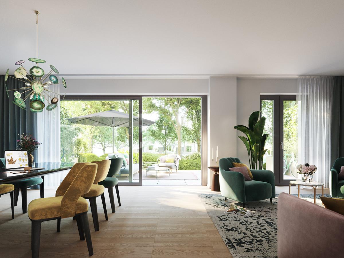 Eine Wohnung in Frankfurt kaufen? Wir helfen gern