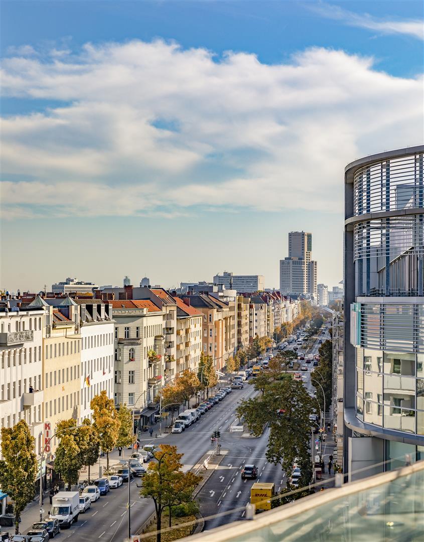 Frischer Schwung für Berlin Charlottenburg