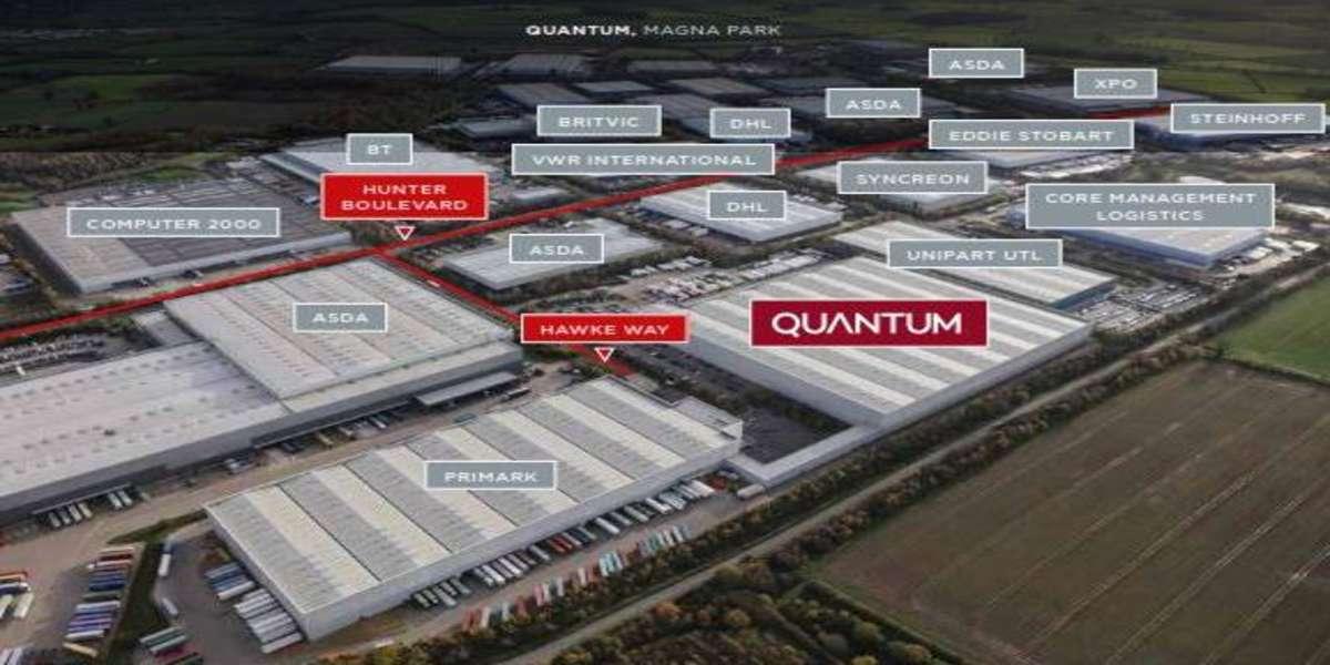 Rent Quantum Distribution Centre Lutterworth Le17 4xn Jll