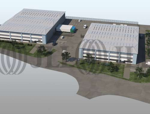 Industrial and logistics Andover, SP10 5LH - Blueprint, Plot 35, Walworth Business Park - 1
