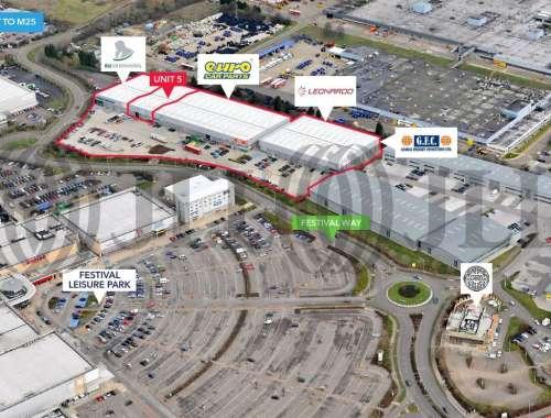 Industrial and logistics Basildon, SS14 3WB - Unit 5,  Festival Business Park - 1
