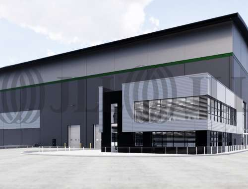 Industrial and logistics Daventry, NN6 7FT - DC535 Prologis RFI DIRFT - 1800
