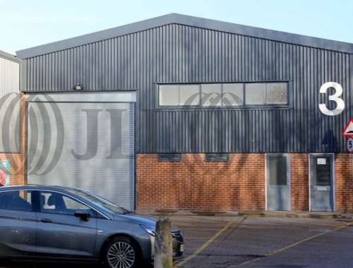 Industrial and logistics Leatherhead, KT22 7AG - Unit 3,  Leatherhead Trade Park - 85392