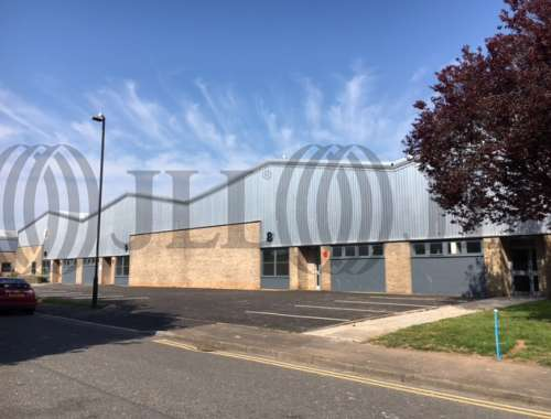 Industrial and logistics Bristol, BS37 5QZ - Units 7&8 Beeches Industrial Estate - 2867
