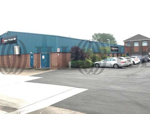 Industrial Tamworth, B77 4DR - Unit 21 Darwell Park - 47456