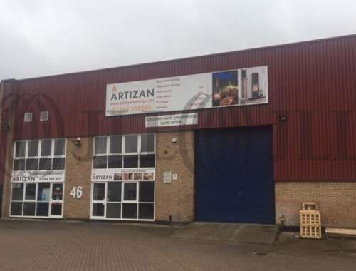 Industrial and logistics Bracknell, RG12 1RL - Unit 46 Longshot Lane - 7553