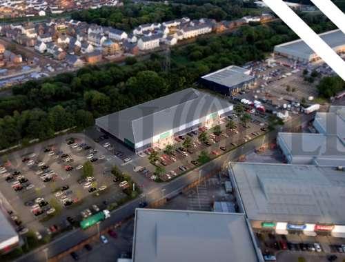 Retail out of town Newport, NP19 4QR - Seven Stiles Retail Park - 7