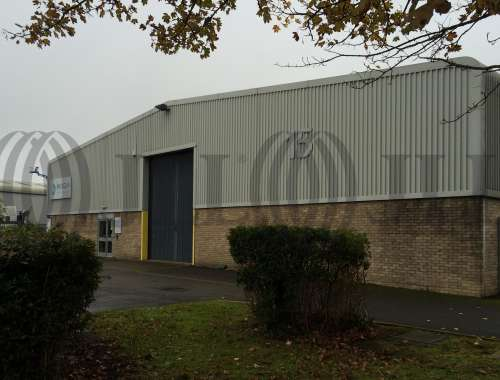 Industrial and logistics Caldicot, NP26 5PT - Unit 15 Norman Way - 2290