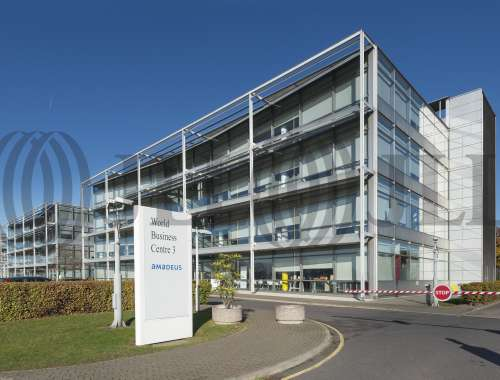 Offices Hounslow, TW6 2SF - 3 World Business Centre - 008