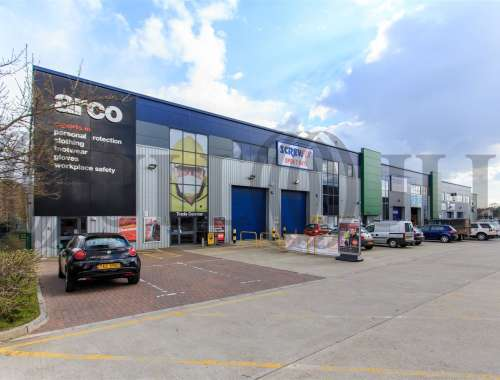 Industrial Poole, BH17 7AE - Unit 4, Broadstone Trade Centre - 1503247333