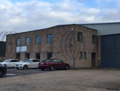 Industrial and logistics London, UB6 8PW - Unit 2, Fairway Drive - 2