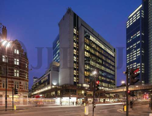 Offices London, EC2M 1RX - 55 Old Broad Street - 2836