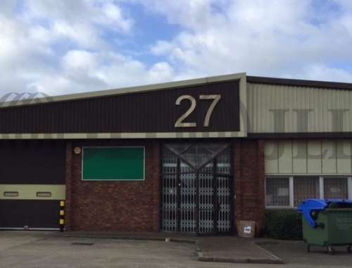 Industrial Acton, W3 7QE - Unit 27 Acton Park - 27