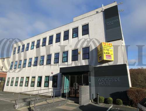 Offices Leeds, LS18 5NY - Woodside Trading Estate - 3876