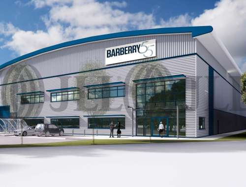 Industrial and logistics Wednesfield, WV11 1TB - Barberry 55 - 0001