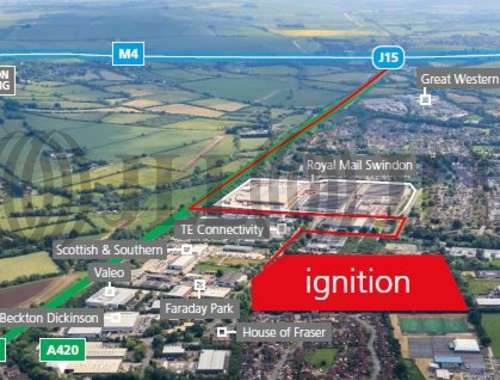 Industrial Swindon, SN3 5HS - Ignition (Phase II - Design & Build Options) - 85578