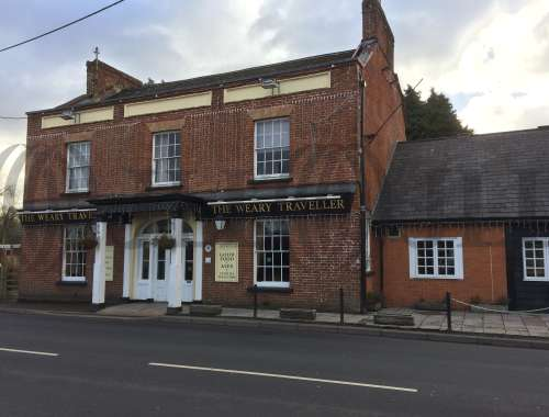 Pub Cullompton, EX15 1BQ - The Weary Traveller - 58065