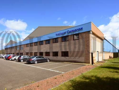 Industrial and logistics Wishaw, ML2 0JG - Rear Warehouse - 3654