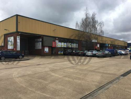 Industrial and logistics Southall, UB2 4SD - Unit 9 Great Western Industrial Park - 9