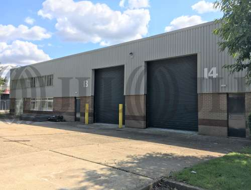 Industrial Swindon, SN2 2DJ - Unit 13 & 14 River Ray Industrial Estate - 5570
