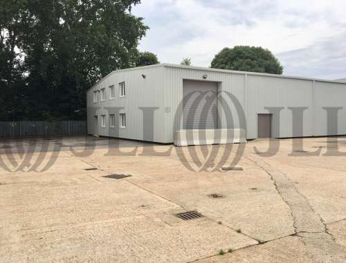 Industrial West drayton, UB7 8JU - Unit 488 Stone Close - 1