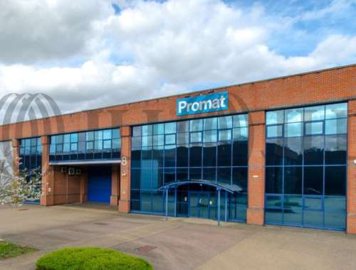 Industrial and logistics Bracknell, RG12 2PW - Unit 8 Sterling Centre - 8