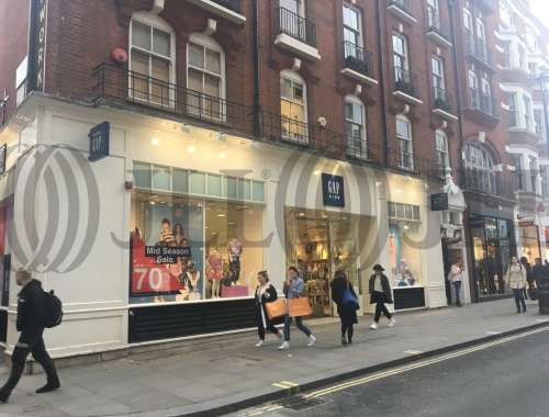 Retail high street London, WC2E 9PA - 121-122 Long Acre - 3371
