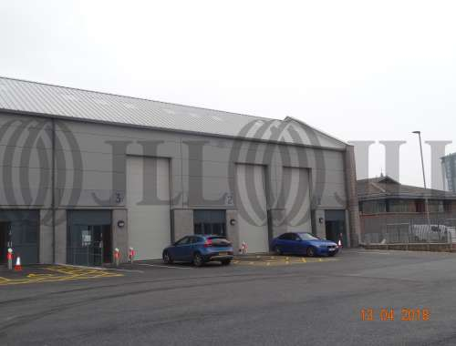 Industrial and logistics Plymouth, PL1 4RW - Unit 3, Endurance Court, - 123