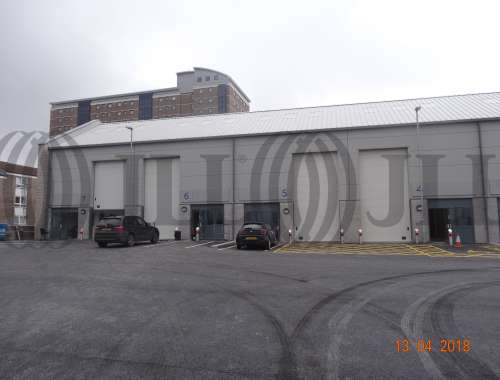 Industrial and logistics Plymouth, PL1 4RW - Units 6 & 7, Endurance Court, Oceansgate - 4567