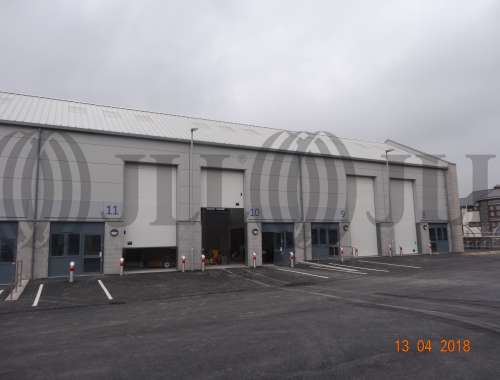 Industrial and logistics Plymouth, PL1 4RW - Unit 10 & 11, Endurance Court, Oceansgate - 891011