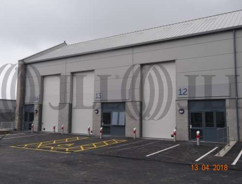 Industrial and logistics Plymouth, PL1 4RW - Unit 12, 13 & 14, Endurance Court, Oceansgate - 121314