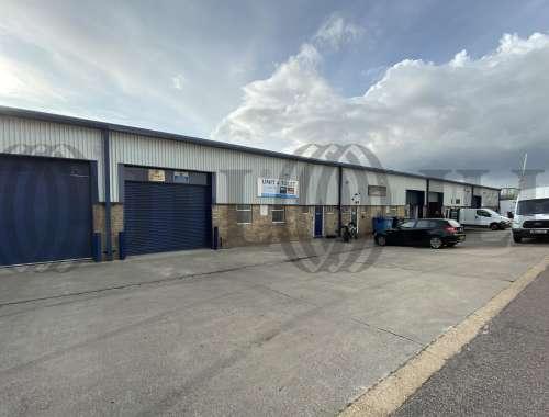 Industrial London, NW10 6JP - Unit 4, Sunbeam Industrial Estate - 0346