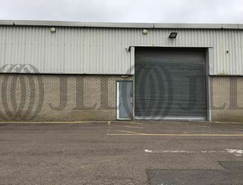 Industrial Barry, CF63 2BE - Unit 3D, Ty Verlon Industrial Estate  - 1081