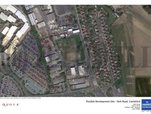 Land Castleford, WF10 4RU - Park Road/Carr Wood Road - 210318001